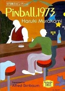 Pinball 1973's English cover